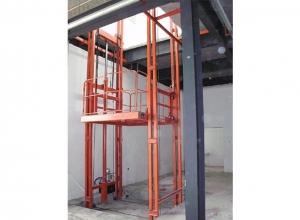 必威体育最新版导轨链条必威体育在线下载货梯 实现多点控制