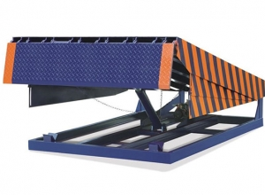 常德必威体育最新版10T固定登车桥01 噪音小