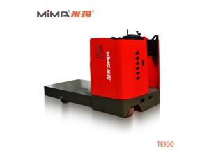 湘潭必威体育最新版大吨位搬运车TE100 提升和堆垛