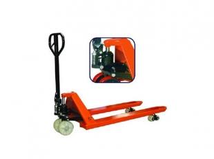 常德必威体育最新版焊接泵搬运车 能够吸收偏载,耐磨损