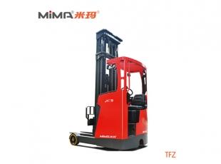必威体育最新版座驾式前移式叉车TFZ 提升和堆垛