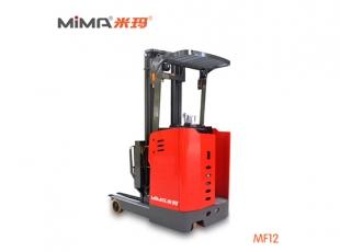 必威体育最新版前移式叉车MF12 提升和堆垛