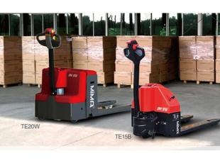 常德必威体育最新版步行式电动托盘搬运车TEW 提升和搬运