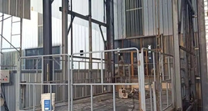 祝贺必威体育最新版巨鑫仓储采购导轨链条必威体育在线下载平台3T -6.5米,超大台面6米✘3米,H 钢导轨,安装完毕。